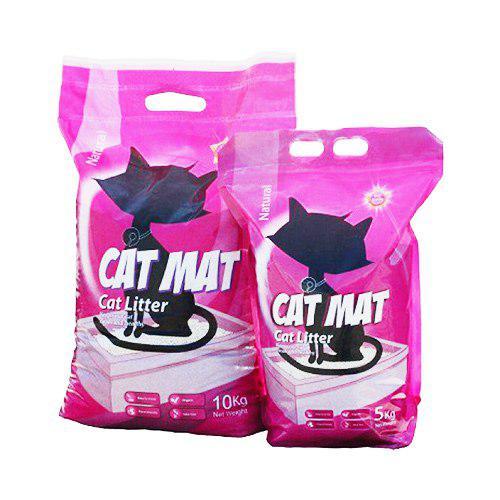 مخصوص گربه کت مت - خاک گربه کت مت بسته ده کیلویی