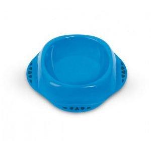 ظرف آب و غذای گربه با پلاستیک ضد لغزش - ظرف اب و غذای مایا