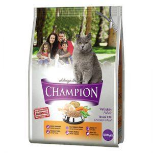 غذای خشک گربه بالغ با طعم مرغ