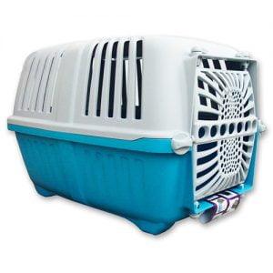 باکس حمل گربه پراتیکو با درب پلاستیکی