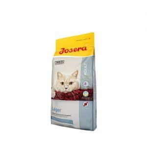 غذای خشک گربه بالغ با وزن اضافه - josera leger adult light