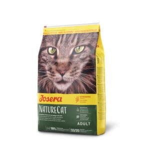 خشک گربه بالغ فاقد غلات 300x300 - گربه