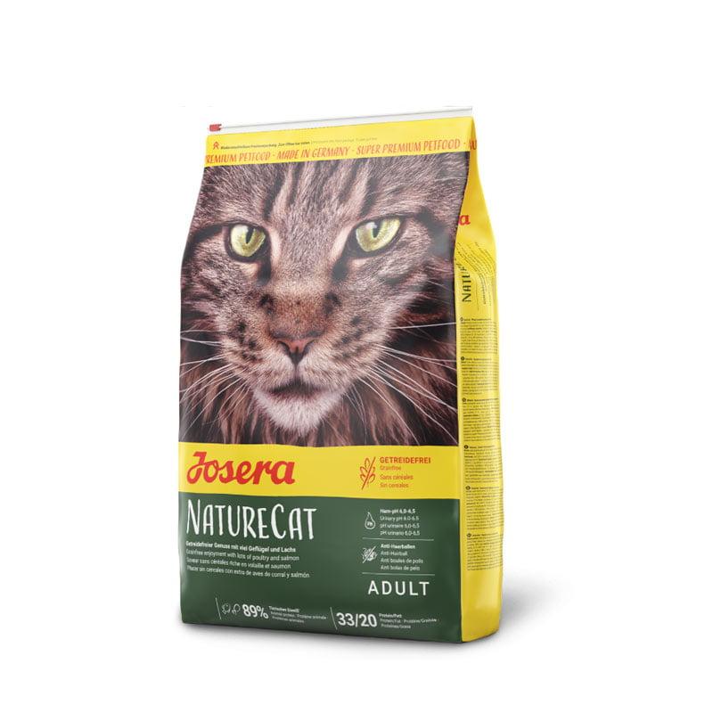 غذای خشک گربه بالغ فاقد غلات