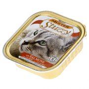 غذای گربه استوزی حاوی ماهی سالمون - mister stuzzy with salmon