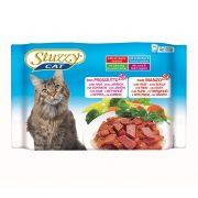 پک استوزی حاوی ژامبون و بیف - stuzzy with ham- beef