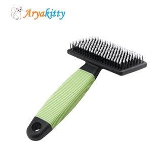 برس گربه با دندانه های نرم - ferplast slicker brush