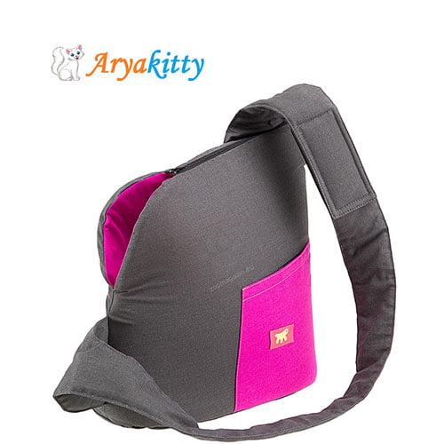 کیف حمل مخصوص گربه فرپلاست - ferplast bijoux