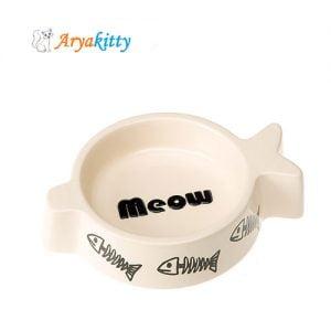 ظرف سرامیکی گربه ریگل - ferplast rigel