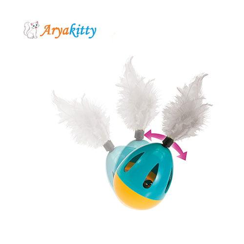 توی - اسباب بازی گربه دورانی با صدای زنگوله