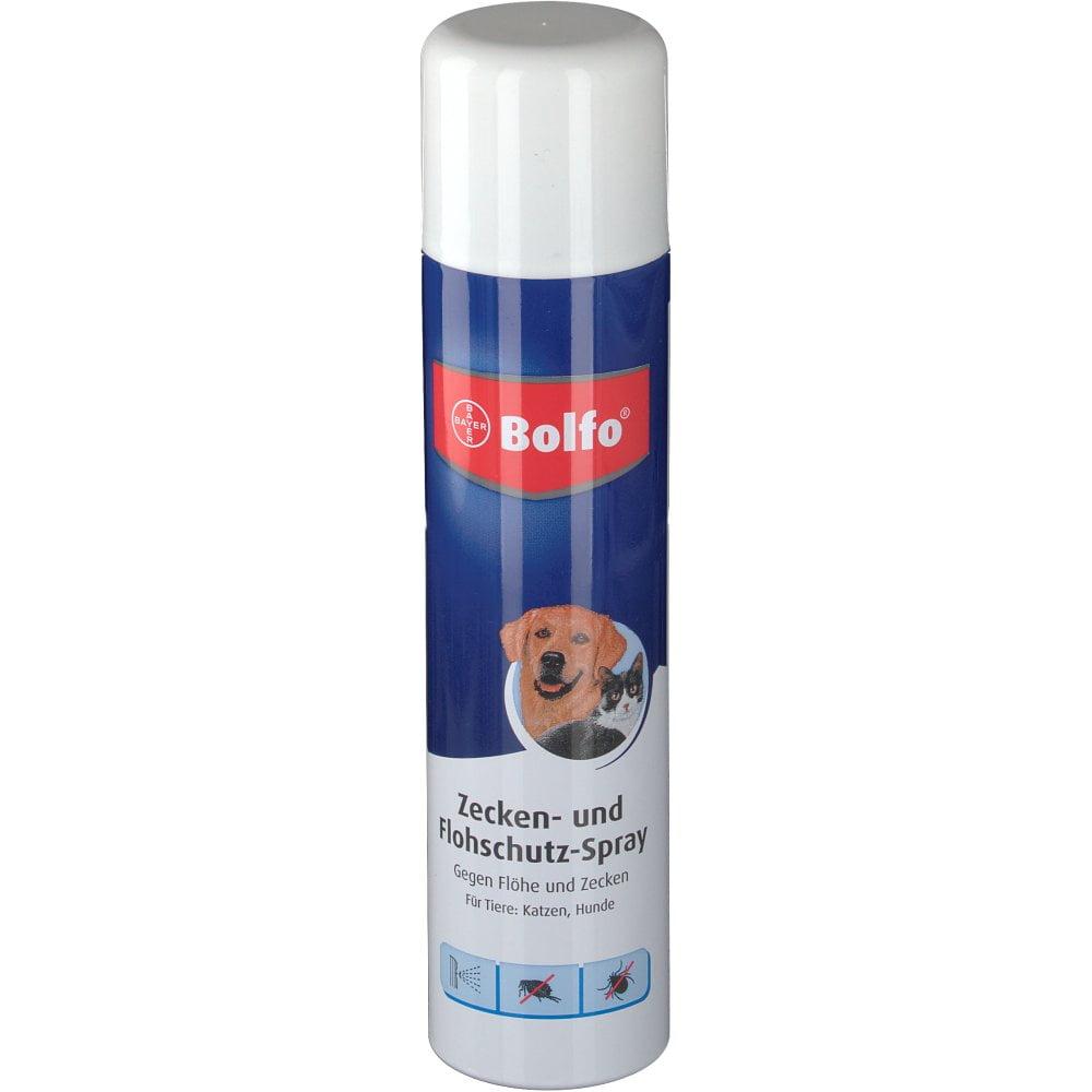 اسپری ضد کک و کنه بولفو - bolfo spray