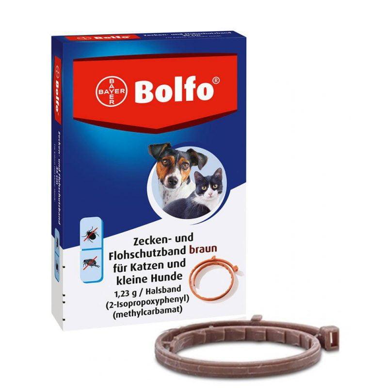 قلاده ضد کک و کنه بولفو - bolfo