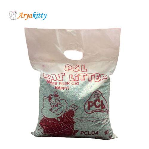 خاک گربه با دانه های رنگی PCL04