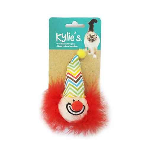 اسباب بازی گربه دلقک سیرک kylie's