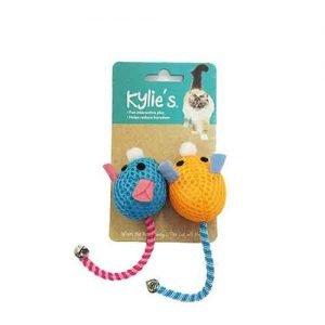 بازی گربه موش با دم زنگوله دار 300x300 - سگ