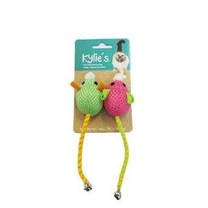 اسباب بازی گربه موش با دم زنگوله دار