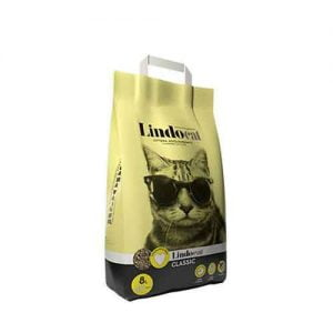 خاک گربه کلاسیک Lindocat