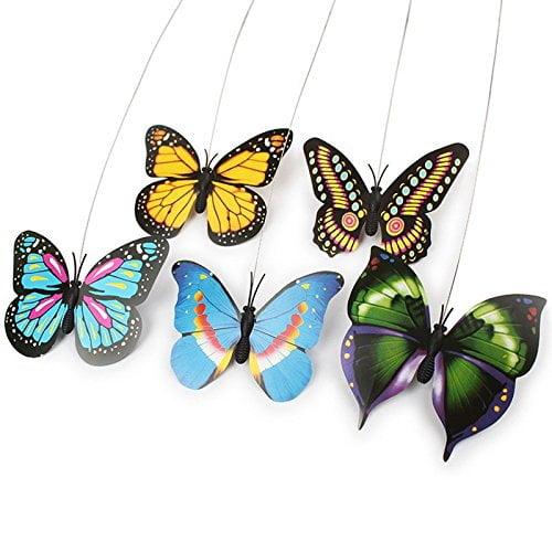 بازی چرخشی گربه طرح پروانه4 - اسباب بازی چرخشی گربه طرح پروانه