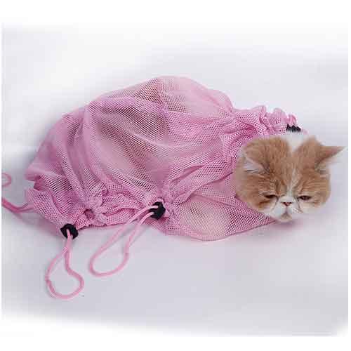 ناخن گیری مخصوص گربه10 - لباس ناخن گیری مخصوص گربه