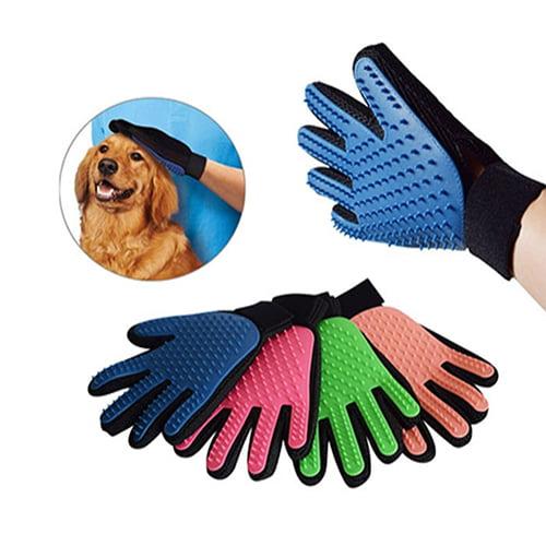 دستکش مو جمع کن مخصوص گربه