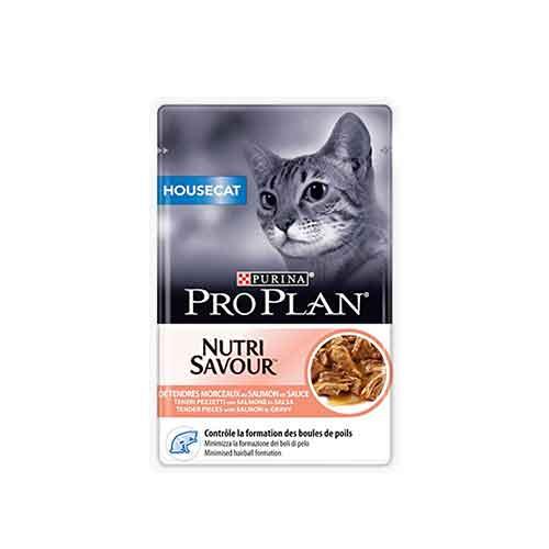 پوچ گربه داخل خانه پروپلن - proplan housecat