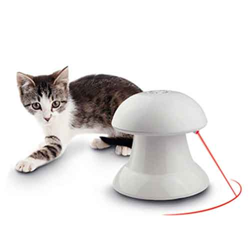 بازی گربه لیزر اتوماتیک2 - اسباب بازی گربه لیزر اتوماتیک