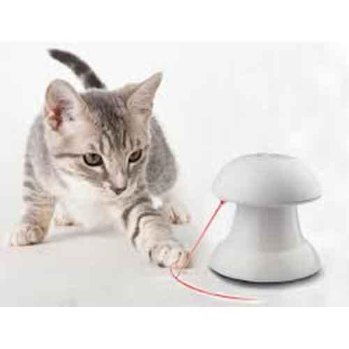 بازی گربه لیزر اتوماتیک3 - اسباب بازی گربه لیزر اتوماتیک
