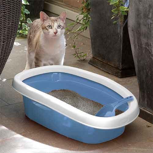 خاک گربه مدل اسپرینت 206 - ظرف خاک گربه مدل اسپرینت 20