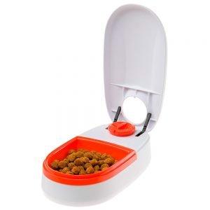 غذای اتوماتیک کومتا با تایمر1 300x300 - ظرف غذای اتوماتیک کومتا با تایمر