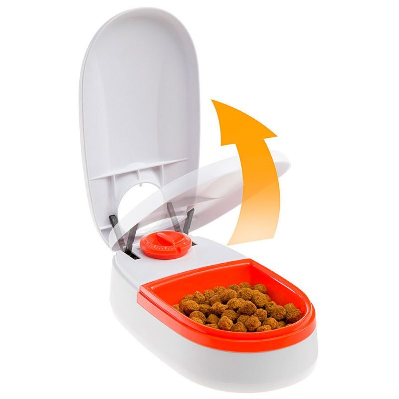 غذای اتوماتیک کومتا با تایمر2 800x800 - ظرف غذای اتوماتیک کومتا با تایمر