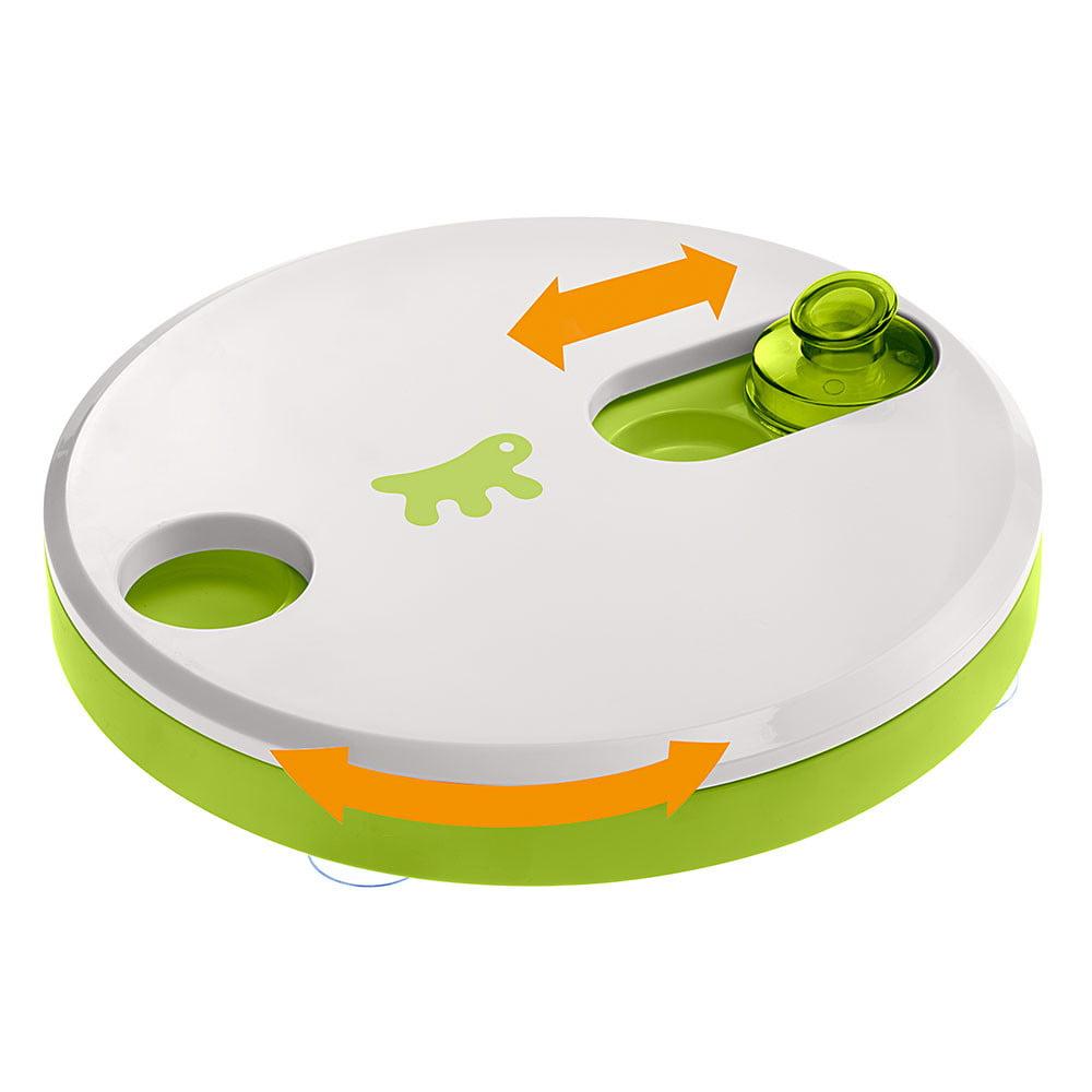 اسباب بازی با محفظه مخفی غذای فرپلاست - ferplast duo