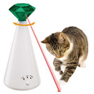 اسباب بازی گربه لیزر فانتوم - ferplast phantom