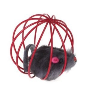 اسباب بازی گربه موش با قفس