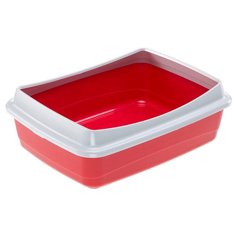 ظرف خاک گربه فرپلاست - ferplast nip plus