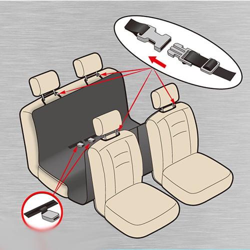 مخصوص صندلی خودرو5 - کاور مخصوص صندلی خودرو