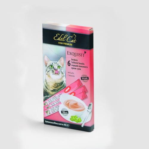 بستنی گربه ادل حاوی ماهی قزل آلا-edel cat