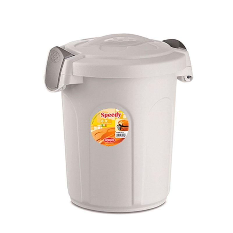 سطل نگهداری غذای خشک استفان پلاست 1