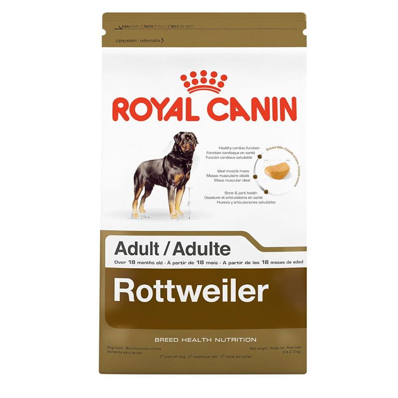 غذای خشک سگ نژاد روتفایلر بالای 18 ماه رویال کنین