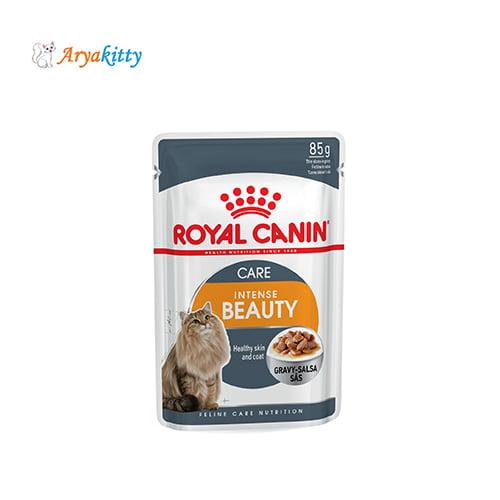 پوچ گربه زیبایی رویال کنین - royal canin beauty
