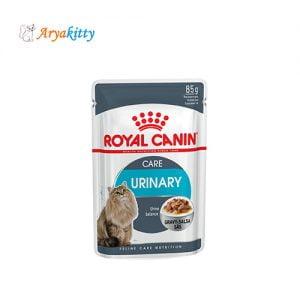پوچ گربه مراقبت از دستگاه ادراری - Royal canin urinary