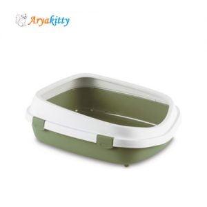 ظرف خاک گربه استفان پلاست مدل کوئین