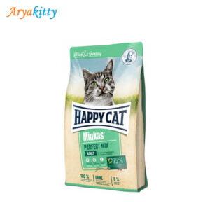 غذای گربه هپی کت مینکاس مخلوط