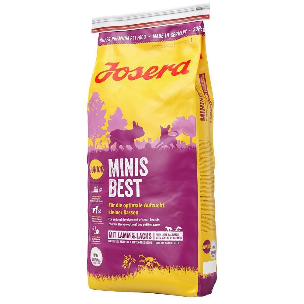 غذای خشک توله سگ نژاد کوچک جوسرا Josera