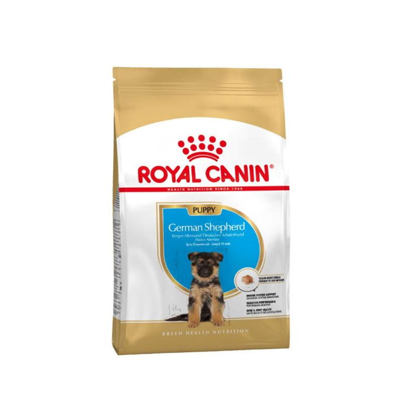 غذای خشک سگ نژاد ژرمن شپرد 2 - 15 ماه