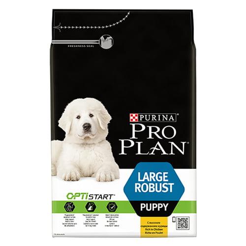 غذای خشک پروپلن مخصوص توله سگ نژاد بزرگ Proplan
