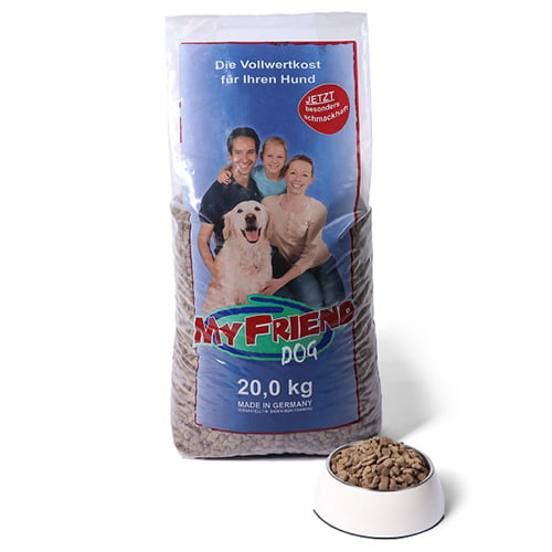 غذای مای فرند مخصوص سگ های بالغ Busch 1