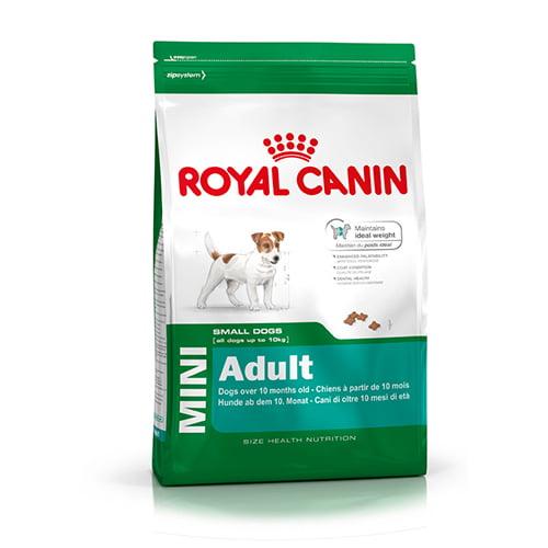 غذای سگ نژاد کوچک بالای 10 ماه رویال کنین 6