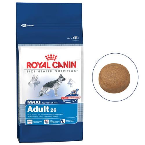 غذای سگ نژاد بزرگ بالای ۱۵ ماه رویال کنین 1