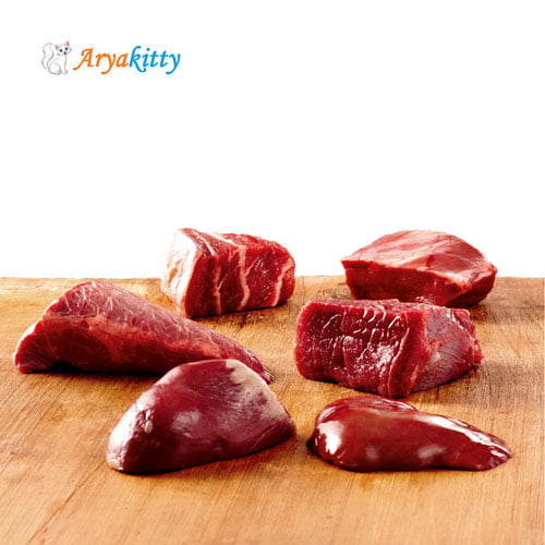 کنسرو انواع گوشت مخصوص سگ بالغ گرن کارنو1