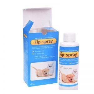 اسپری ضد کک و کنه برای سگ و گربه