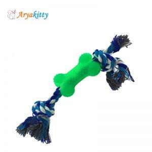 بازی دندانی لاتکس استخوان طنابدار 300x300 - پت شاپ اینترنتی آریاکیتی